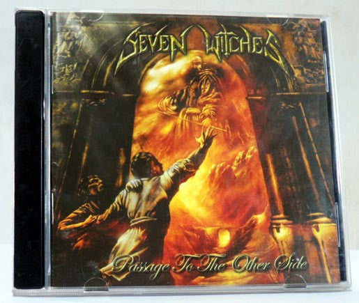 Seven Witches - Passage To The Other Side (CD, Album) - USED