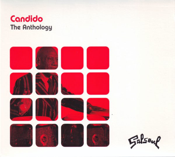 Candido - The Anthology (2xCD, Comp) - USED