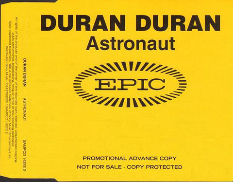 Duran Duran - Astronaut (CD, Album, Copy Prot., Promo) - USED