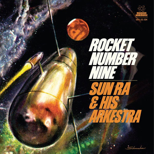 "Sun Ra & His Arkestra* - Rocket Number Nine (10"", Gre) - NEW"