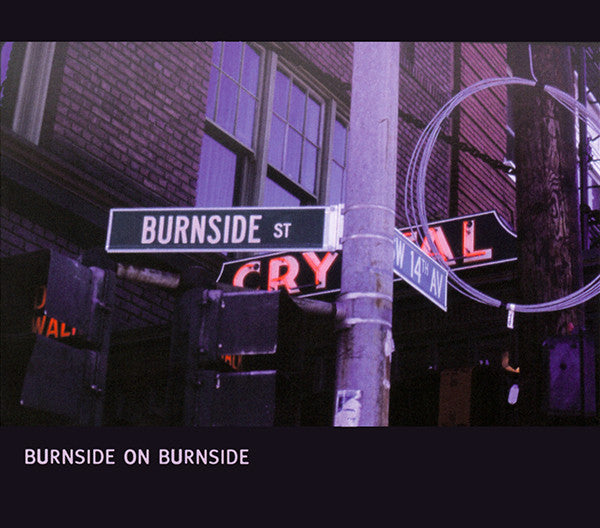 R.L. Burnside - Burnside On Burnside (CD, Album) - NEW