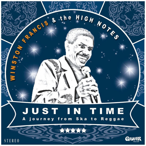 Winston Francis & The High Notes* - Just in Time (LP, Album + CD, Album) - NEW