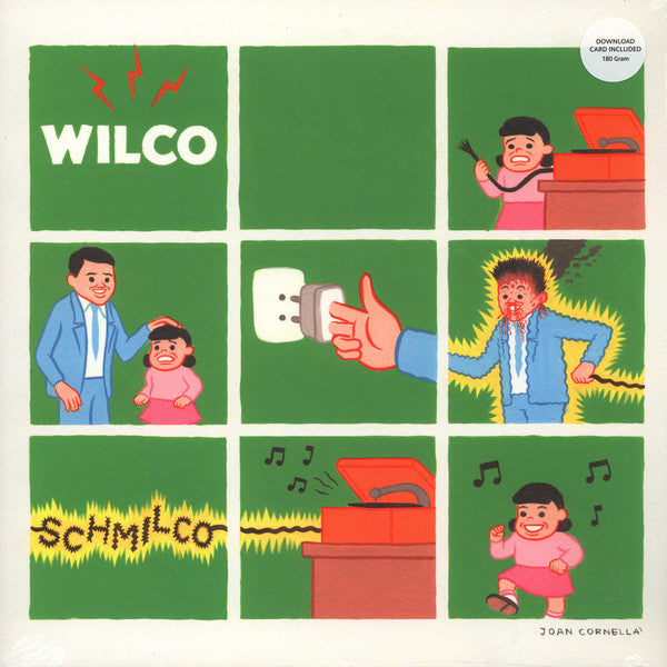 Wilco - Schmilco (LP, Album, Gat) - NEW