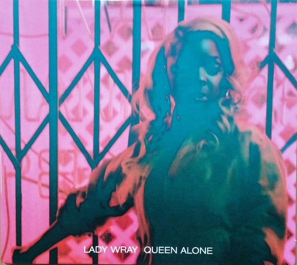 Lady Wray - Queen Alone (CD, Album) - NEW