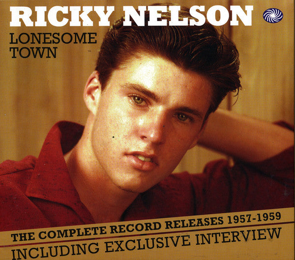 Ricky Nelson (2) - Lonesome Town (3xCD, Album, Comp) - USED