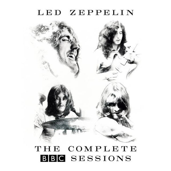 Led Zeppelin - The Complete BBC Sessions (5xLP, Album, Dlx, RE, RM + Box) - NEW