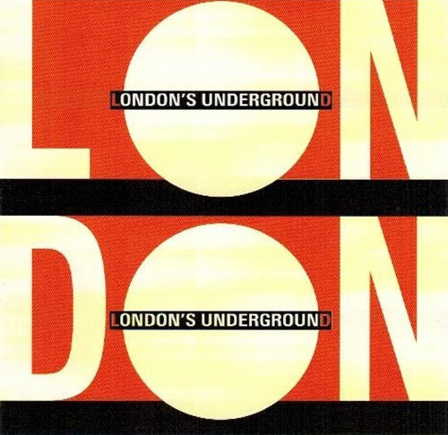 L Paul-Phillips* - London's Underground (CD, Album, RE, RM) - USED