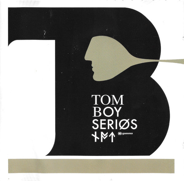 Tomboy (2) - Seriøs (CD, Album) - USED