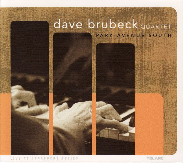 The Dave Brubeck Quartet - Park Avenue South (CD, Album, Dig) - NEW