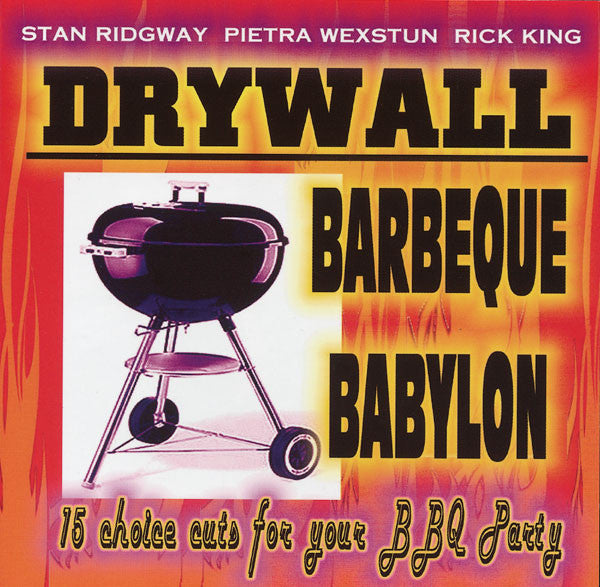 Drywall - Barbeque Babylon (CD, Album) - USED
