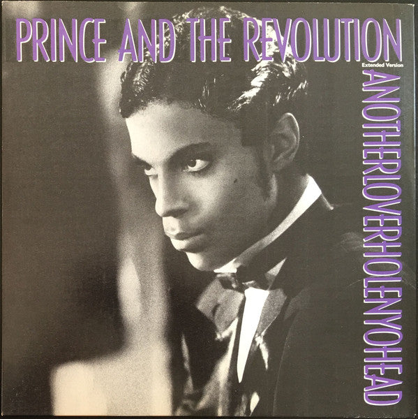 "Prince And The Revolution - Anotherloverholenyohead (12"", Single, SRC) - USED"