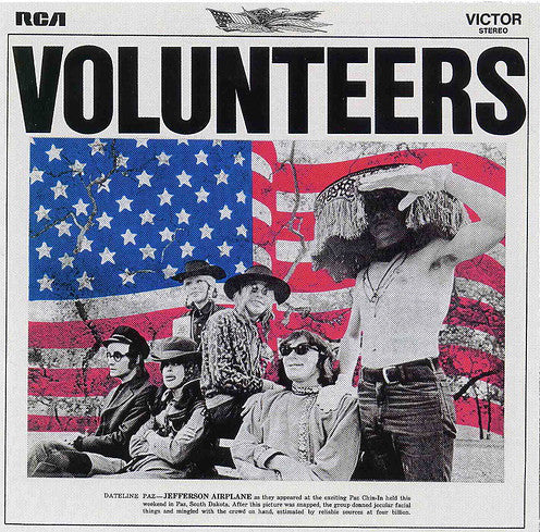 Jefferson Airplane - Volunteers (CD, Album, RE, RM) - USED