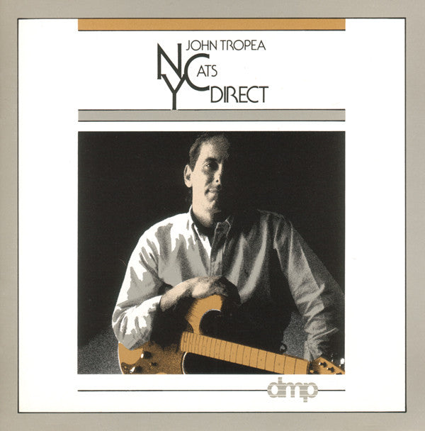 John Tropea - NY Cats Direct (CD, Album) - USED