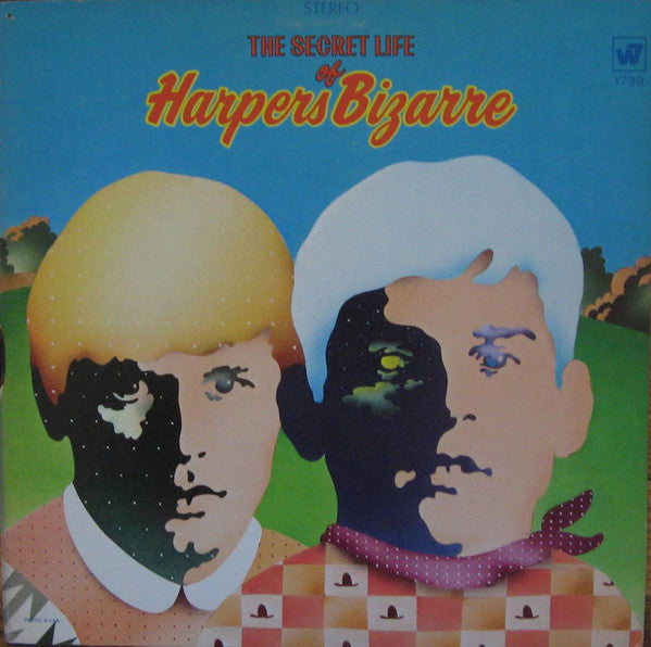 Harpers Bizarre - The Secret Life Of Harpers Bizarre (LP, Album) - USED