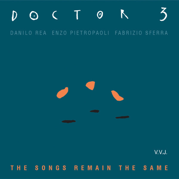 Doctor 3 - The Songs Remain The Same (CD, Album) - USED