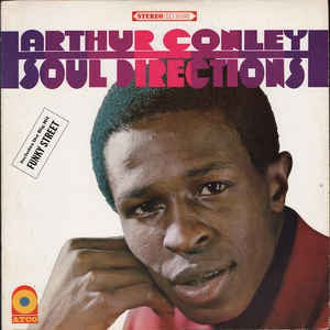 Arthur Conley - Soul Directions (CD, Album, RE, RM) - USED