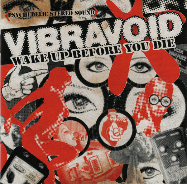Vibravoid - Wake Up Before You Die (CD, Album) - NEW