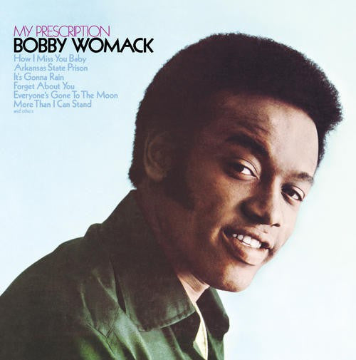 Bobby Womack - My Prescription (LP, Album, RE, 180) - NEW
