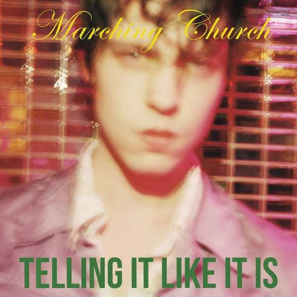 Marching Church - Telling It Like It Is (CD, Album) - USED