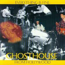 Ghosthouse - Everything Is Fine (CD) - USED