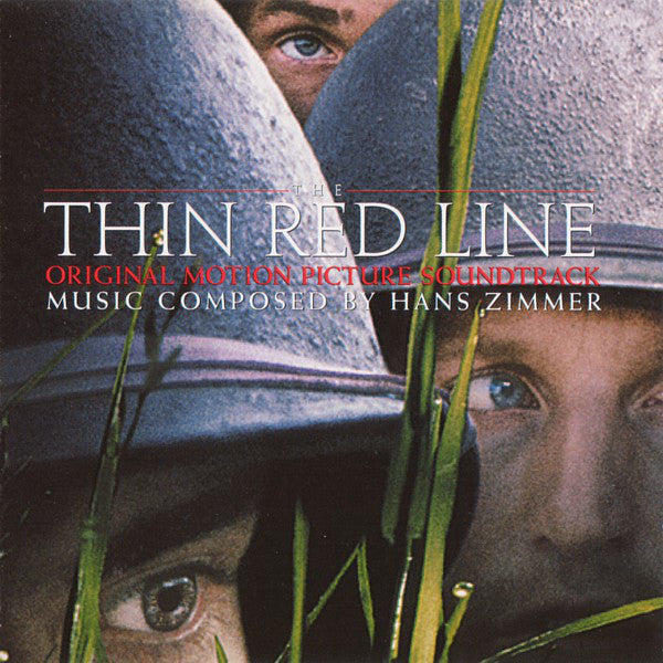 Hans Zimmer - The Thin Red Line (Original Motion Picture Soundtrack) (HDCD, Album) - USED