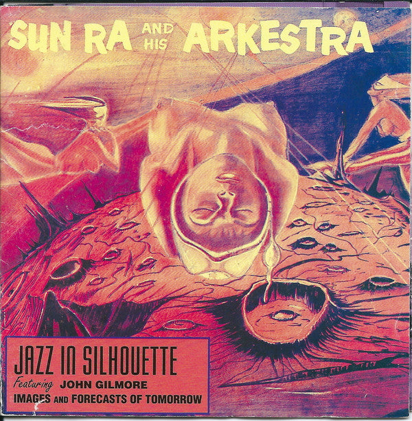 Sun Ra And His Arkestra* - Jazz In Silhouette (CD, Album, RE) - USED