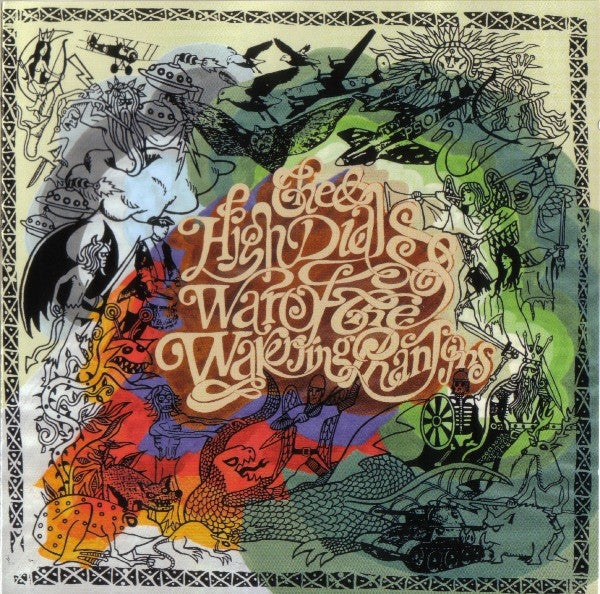 The High Dials - War Of The Wakening Phantoms (CD, Album) - USED