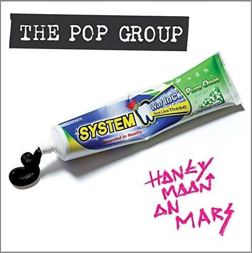 The Pop Group - Honeymoon On Mars (LP, Album, 180) - NEW