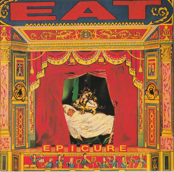 Eat (2) - Epicure (CD, Album) - USED