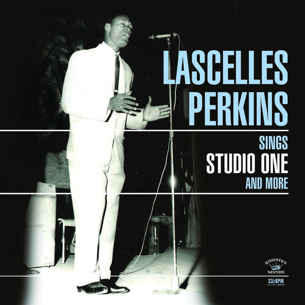 Lascelles Perkins - Sings Studio One And More (LP, Comp) - NEW