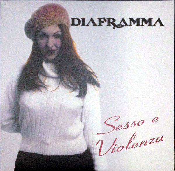 Diaframma - Sesso E Violenza (LP, Album, RE) - NEW