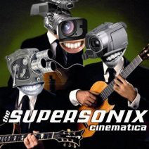 The Supersonix - Cinematica (CD, Album) - USED