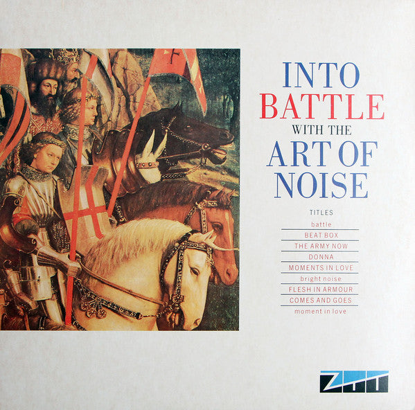 "The Art Of Noise - Into Battle With The Art Of Noise (12"") - USED"