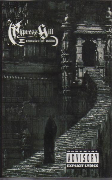 Cypress Hill - III - Temples Of Boom (Cass, Album) - USED