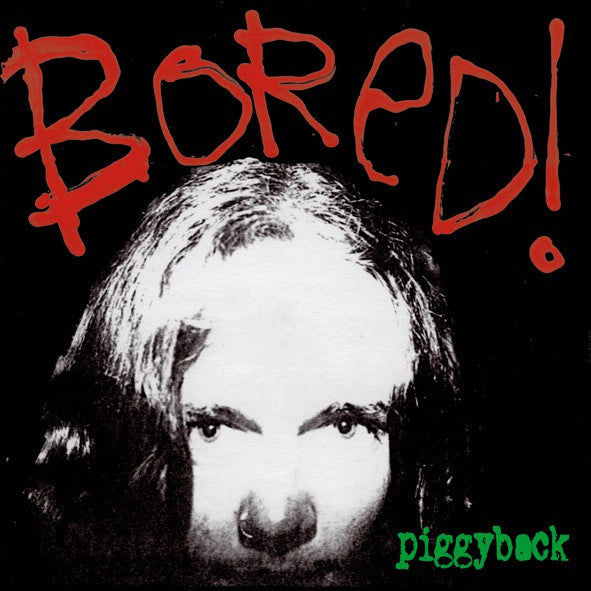 Bored! - Piggyback (2xLP, Album, Ltd, Gat) - NEW