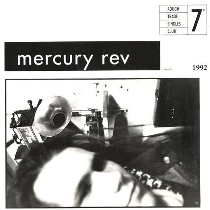 "Mercury Rev - If You Want Me To Stay (7"", Single) - USED"