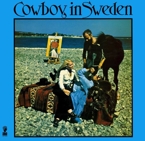 Lee Hazlewood - Cowboy In Sweden (CD, Album, RE, RM, Dig) - NEW