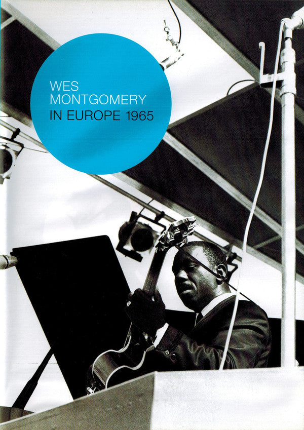 Wes Montgomery - In Europe 1965 (DVD-V, Mono, NTSC) - USED