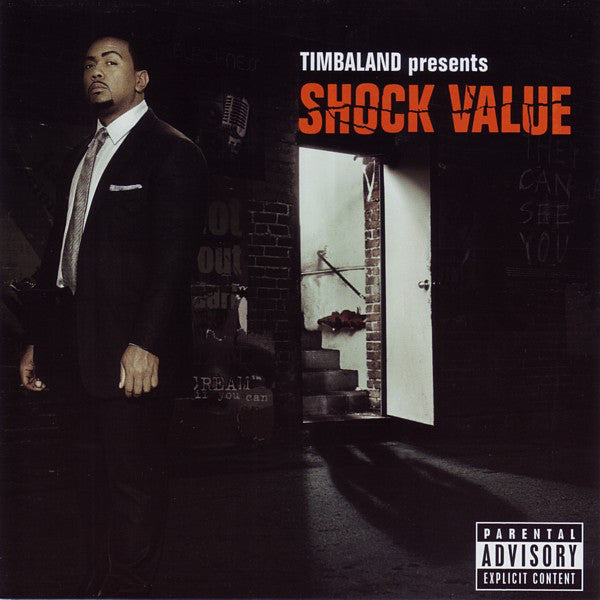 Timbaland - Timbaland Presents Shock Value (CD, Album) - USED