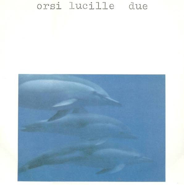 Orsi Lucille - Due (LP) - USED