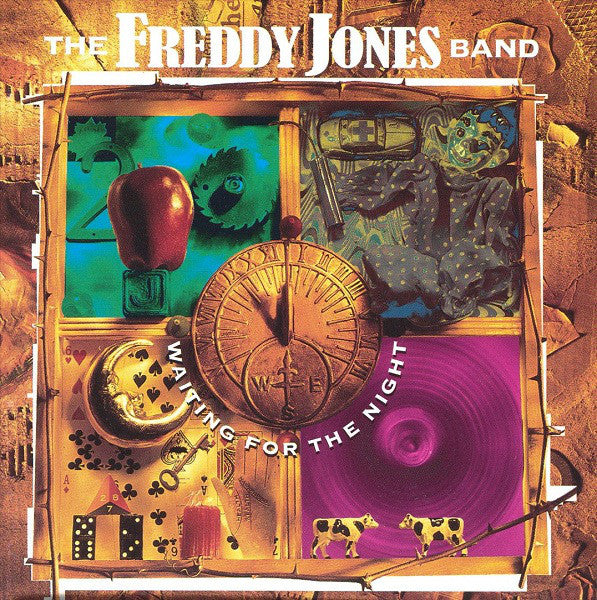 The Freddy Jones Band - Waiting For The Night (CD, Album) - USED