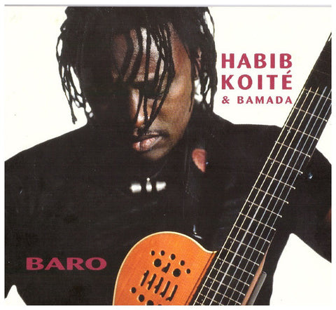 Habib Koité & Bamada - Baro (CD, Album, RE, Dig) - USED