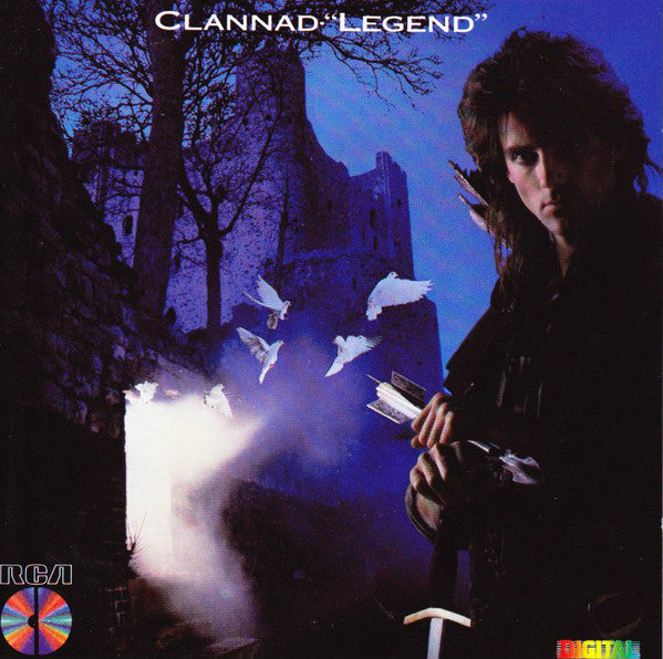 Clannad - Legend (CD, Album, RP) - USED