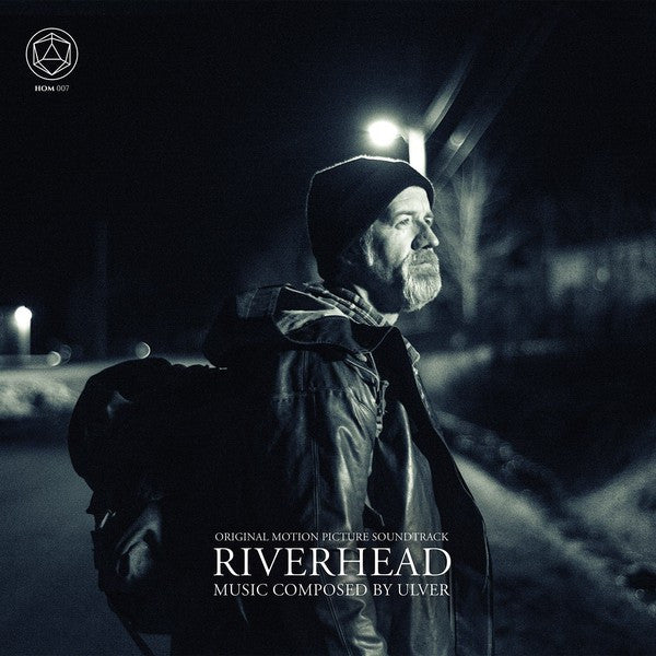 Ulver - Riverhead (Original Motion Picture Soundtrack) (LP, Album, Ltd) - NEW