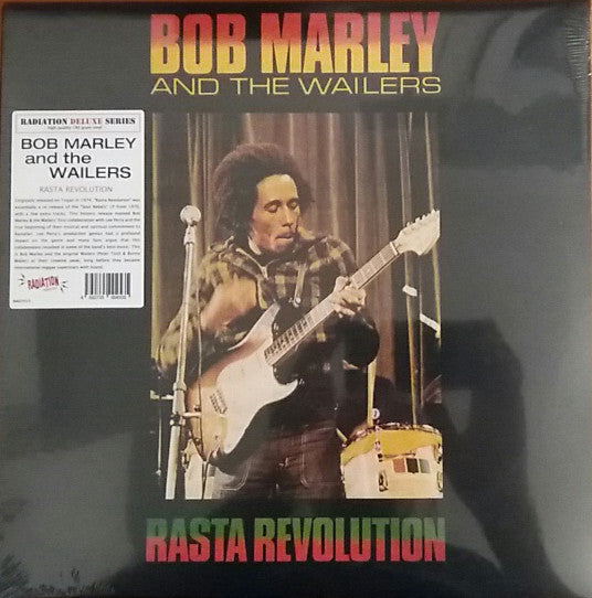 Bob Marley And The Wailers* - Rasta Revolution (LP, Comp, RE) - NEW