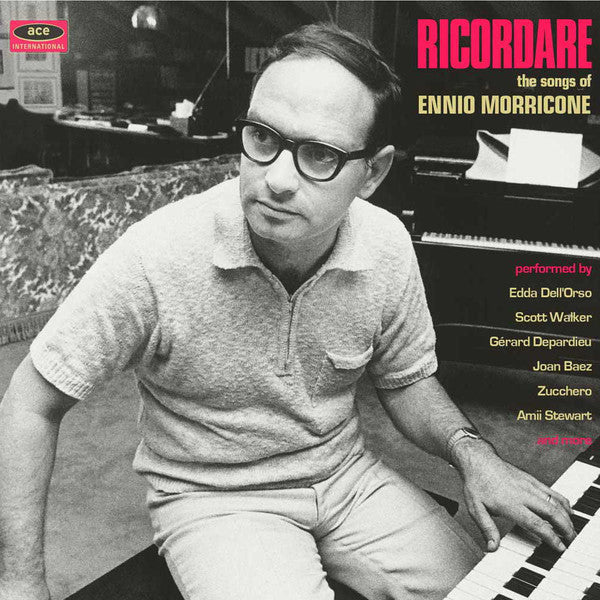 Various - Ricordare - The Songs Of Ennio Morricone (CD, Comp) - NEW
