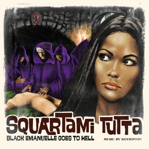 Kotiomkin - Squartami Tutta (Black Emanuelle Goes To Hell) (CD, Album, RP, Dig) - USED