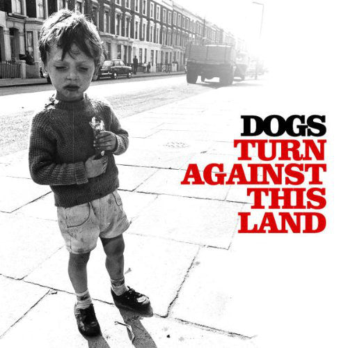 Dogs (3) - Turn Against This Land (CD) - USED
