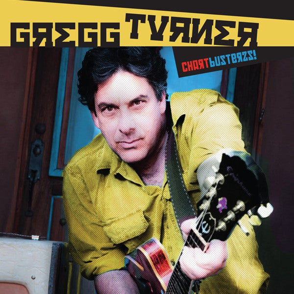 Gregg Turner - Chartbusters! (CD, Album, Ltd) - NEW