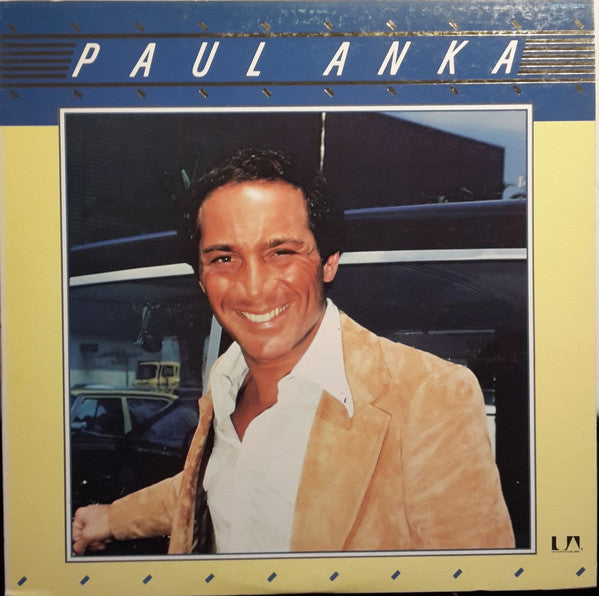 Paul Anka - Paul Anka/Gold Superdisc (LP, Comp) - USED